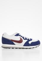 Nike - Nike md runner 2 es1 cd5462-001 phantom/team red-blue void-white