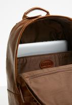 Fossil - Estate backpack - brown