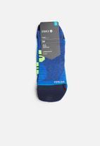 Stance Socks - Uncommon solids tab sock - blue