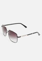 Superbalist - Swain sunglasses - gold & black