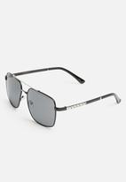 Superbalist - Swain sunglasses - silver & black