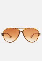 Superbalist - Max sunglasses - brown