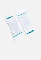 Stance Socks - Uncommon train tab socks  - white