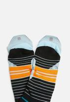 Stance Socks - Aspire tab socks - blue