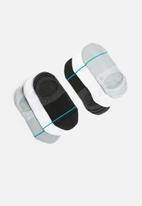 Stance Socks - Gamut 3 pack socks - multi
