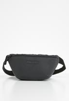 Reebok - Reflective bag - black