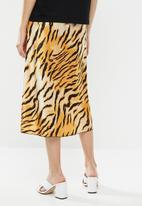 Vero Moda - Christine satin skirt - multi