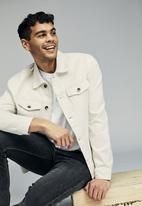 Cotton On - Rodeo jacket - off white