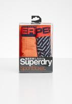Superdry. - Sport 2 pack boxers - multi