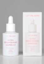 LET ME SKIN - Ultra brightning ampoule - 30ml