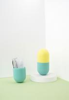 LET ME SKIN - Ultra H2O modeling mask 2 pack set - moisturising / soothing