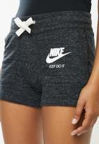 Nike - Nike nsw vintage shorts - black