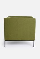 Sixth Floor - Aiden single seater - olive