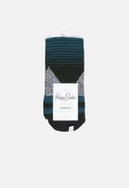 Happy Socks - Athletic fade socks - multi