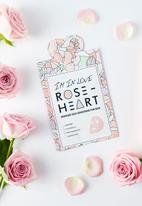 Roseheart - Daily brightening pink mask