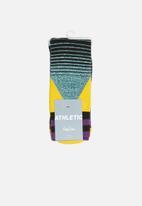 Happy Socks - Athletic eighties fade socks - multi
