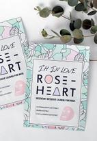 Roseheart - Intensive calming green mask