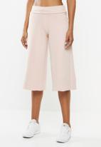 Reebok - Wide leg pant - pink