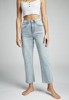 Cotton On - Straight leg jean  - blue