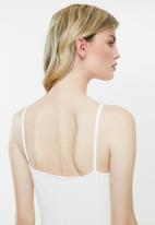 Superbalist - Wrap pencil dress - white