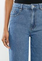 Cotton On - Wide leg jeans - blue