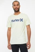 Hurley - One and only solid short sleeve tee - green