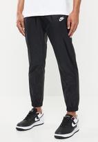 Nike - Core woven track pants - black