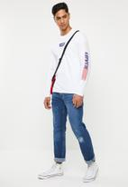 Levi's® - Longsleeve graphic set in 2 ssnl hm - white