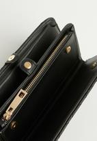 Call It Spring - Brassey wallet - black