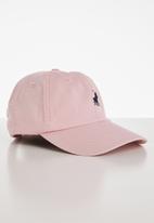 POLO - Junior parker classic peak - pink
