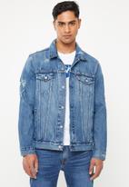 Levi's® - The trucker jacket  - blue