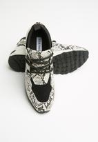 Steve Madden - Cliff sneaker - black multi