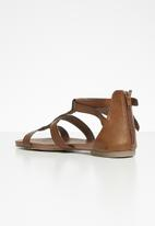 edit - Dina gladiator sandal - tan