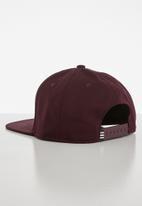 adidas Originals - Snapback classic trefoil cap - burgundy