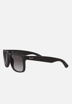 Ray-Ban - Justin sunglasseses - black