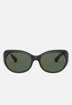 Ray-Ban - Ray-ban RB4325 601/71 59 green - black
