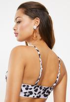 STYLE REPUBLIC - Animal bikini set - multi