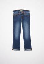POLO - Boys trent slim fit jean - blue