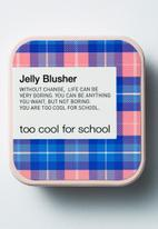 Too Cool For School - Check jelly blusher #1 Strawberry Chou