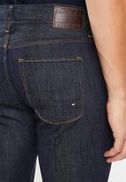 Tommy Hilfiger - Denton straight leg jeans - navy