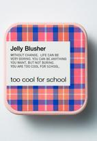 Too Cool For School - Check jelly blusher #2 Apricot Sherbet