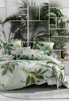 Linen House - Glasshouse duvet cover set - mint