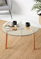 Sixth Floor - Alva coffee table