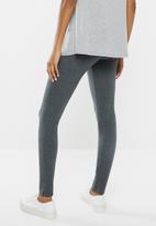 Superbalist - 2 Pack leggings - black & grey