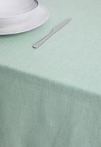 Hertex Fabrics - Seek table cloth - sky (140x180)