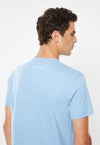 Rip Curl - Boxed rip short sleeve tee - blue