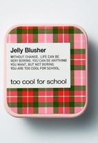 Too Cool For School - Check jelly blusher #3 Peach Nectar