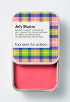Too Cool For School - Check jelly blusher #4 Cherry Squeeze