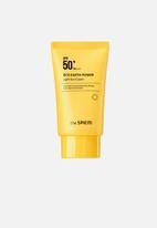the SAEM - Eco Earth Power Light Sun Cream SPF50