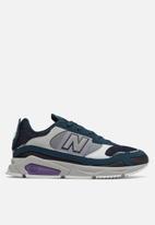 New Balance  - X-Racer - hybridize pack - teal & grey